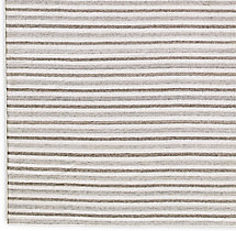 Double Stripe Flatweave Rug Swatch - Oatmeal