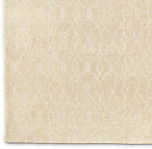 Orleans Rug Swatch - Ivory
