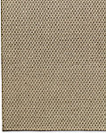 Honeycomb Wool Rug - Mocha