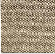 Honeycomb Wool Rug Swatch - Mocha