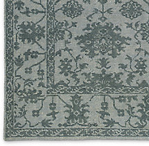 Milena Rug Swatch - Light Grey/Grey