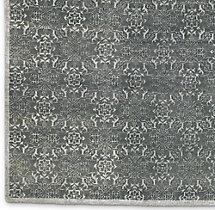 Madrigal Rug Swatch - Charcoal