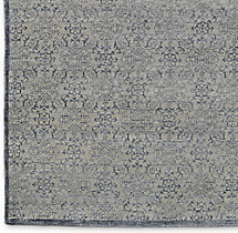 Madrigal Rug Swatch - Fog