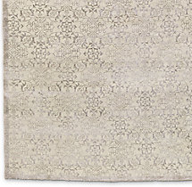 Madrigal Rug Swatch - Ivory