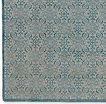 Madrigal Rug Swatch - Navy
