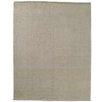 Linear Wool Rug - Grey