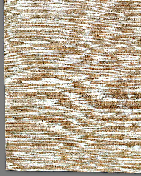 Striped Jute Flatweave Rug - Honey