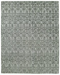 Abstract Ornamento Rug - Grey
