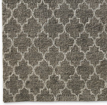 Valencia Rug Swatch - Charcoal