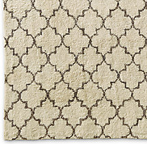 Valencia Rug Swatch - Cream