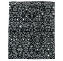 Fiore Rug - Charcoal