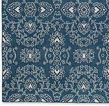 Fiore Rug Swatch - Blue