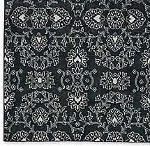 Fiore Rug Swatch - Charcoal