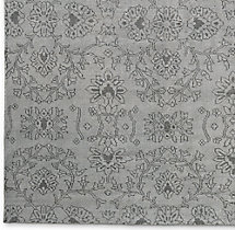 Fiore Rug Swatch - Grey