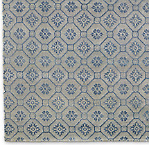 Circa Rug Swatch - Grey/Blue