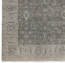 Fino Rug Swatch - Grey/Light Grey