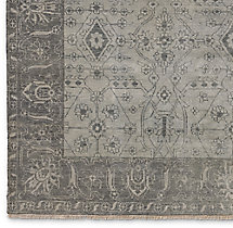 Fino Rug Swatch - Light Grey/Grey