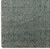 Puerto Rug Swatch - Light Grey/Charcoal