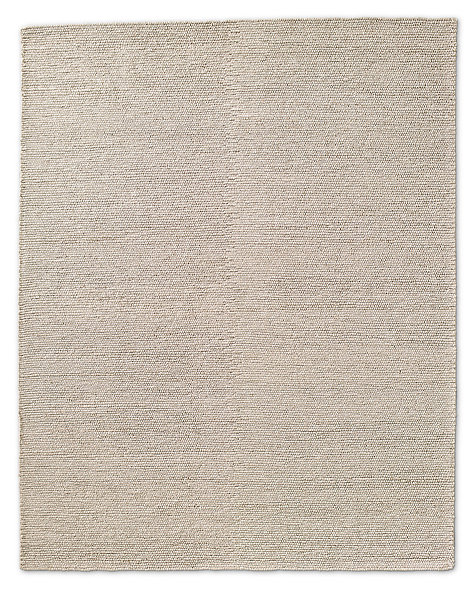 Shaded Loop Rug - Cream