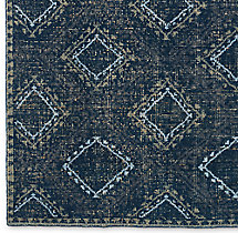 Antico Rug Swatch - Blue