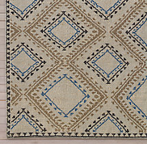 Antico Rug Swatch - Sand