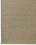 Raised Zigzag Wool Rug - Oatmeal