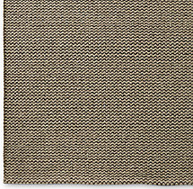 Raised Zigzag Wool Rug Swatch - Marled