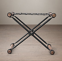Campaign Luggage Rack