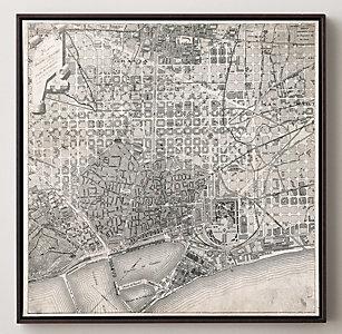 Maps rh vintage aerial maps gumiabroncs Choice Image