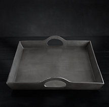 Grand Brasserie Cast Aluminum Grand Rectangular Tray