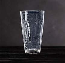 Bubble Glass (Set of 6) - Fog