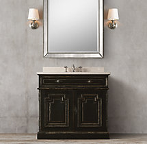 Montpellier Single Vanity Sink