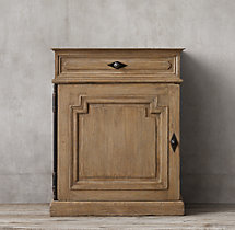 Montpellier Powder Room Vanity Base