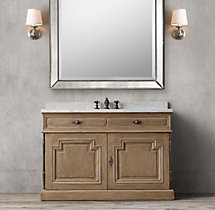 Montpellier Single Extra-Wide Vanity