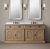 Montpellier Double Vanity