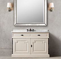 Montpellier Extra-Wide Single Vanity Sink