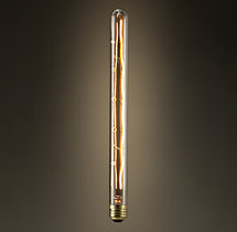 Showcase T8 Tube Edison Amber Bulb 75W