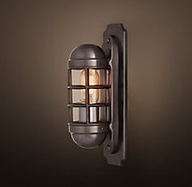 Trans-Oceanic Sconce
