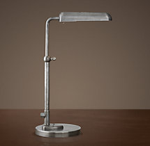 1930s Parisian Task Table Lamp