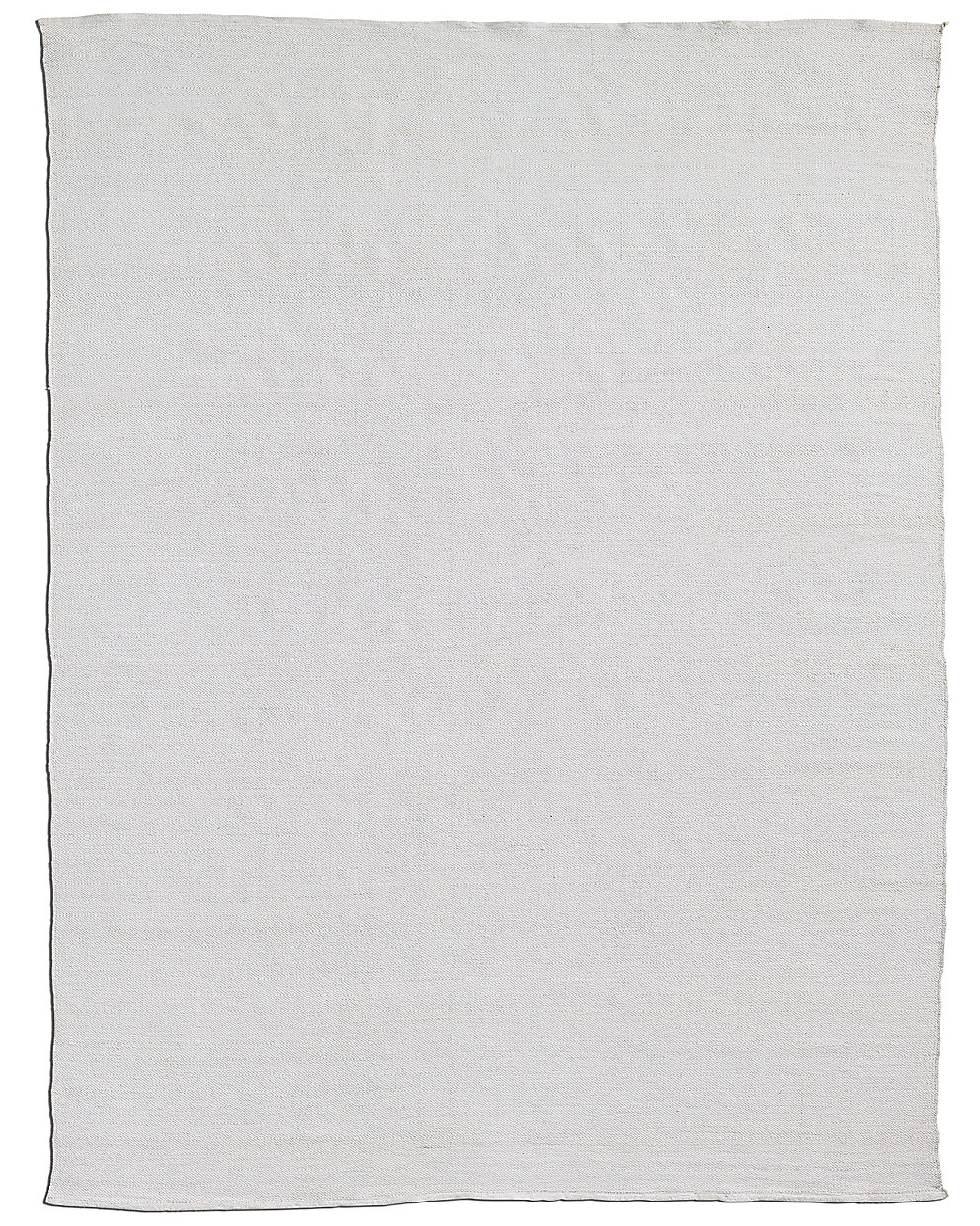 All weather recycled heathered solid outdoor rug white for All weather patio rugs