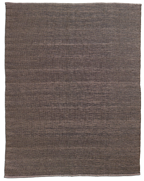 All weather recycled heathered solid outdoor rug mocha for All weather patio rugs