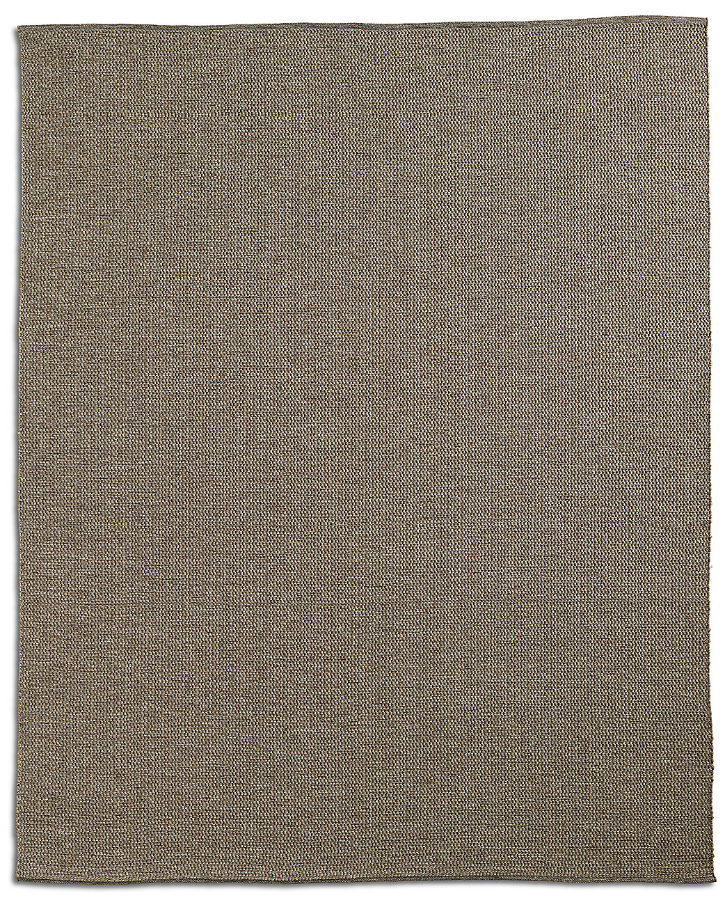 Striated Basket Weave Outdoor Rug - Marled Mocha