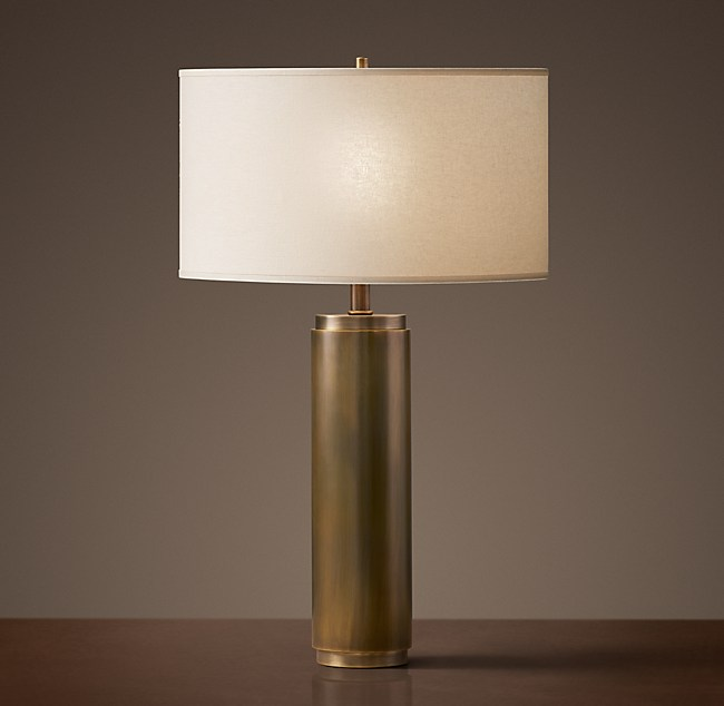 Restoration Hardware Table Lamp Brokeasshome Com