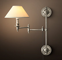 Julian Swing-Arm Sconce