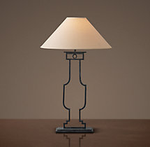 Tracery Grecian Urn Table Lamp