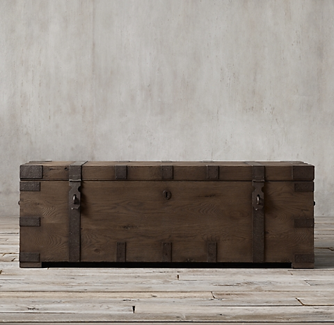 All trunks rh more sizes finishes heirloom silver chest coffee trunk gumiabroncs Gallery