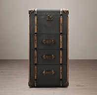 Richards Trunk Small Chest