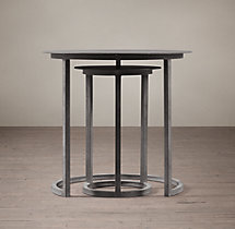 Mercer Round Nesting Tables
