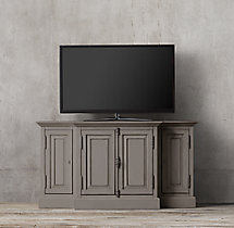 "French Panel 60"" Media Console"