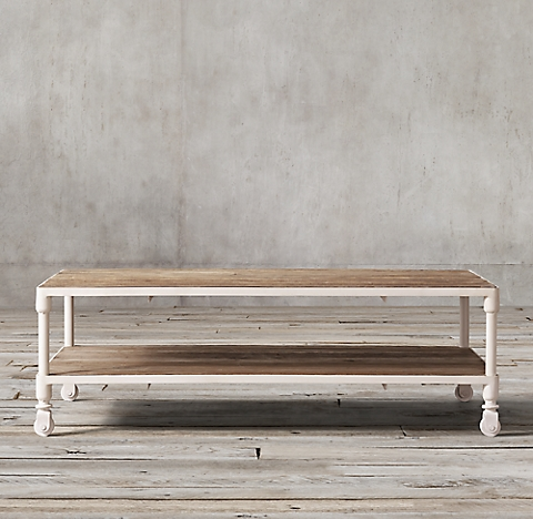 More Sizes Finishes Dutch Coffee Table